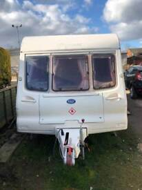 Bailey pagent monarch 2002 touring caravan may p x van or car why