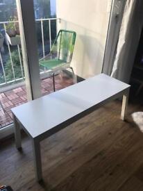 1 x IKEA bench