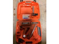Paslode first fix nail gun, good condition