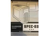 Corsair carbide spec 03 case V12XT fan controller