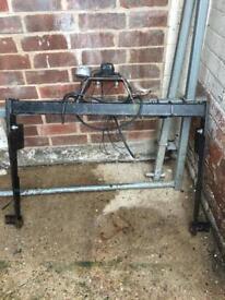Van roof rack & Tow Bar