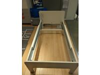 IKEA Southampton, SLÄKT Ext bed frame with slatted bed base, white80x200 cm, WAS £100 #BargainCorner