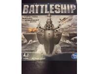 Battleships naval game
