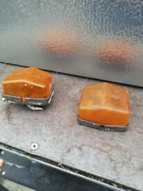 Caravan amber jokon lights