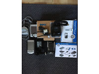 Boxed Dell Axim X51V PDA with Docking Station and Extras