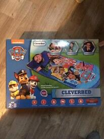 Paw patrol blow up bed