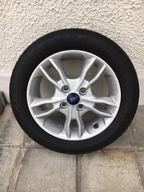 Ford Fiesta Zetec Alloy