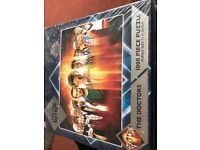 Dr Who Special Anniversary Jigsaw