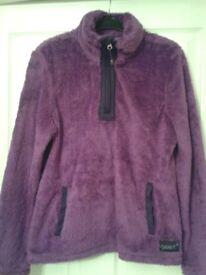 Womens Gelert fleece top