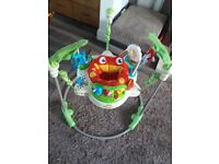 Fisher Price Jungle Jumperoo..