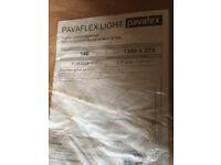 Woodfibre Insulation: Pavatex Pavaflex Light 140mm