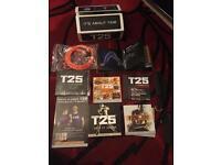 Focus T25 Workout Shaun T's 25 min dvd
