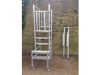 Lyte scaffold tower