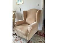 Three Armchairs in good condition