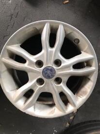 Ford alloy wheel