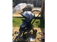 Icandy peach special edition travel system