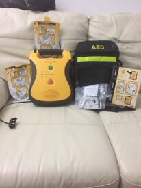 DefibTech Automated Defibrillator for sale