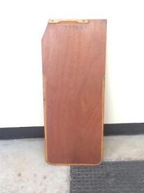 Mirror dinghy wooden dagger board
