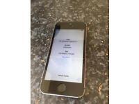 iPhone 5s 32gb O2,Giffgaff
