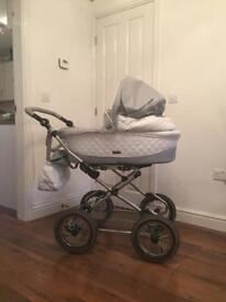 Baby style pram