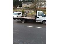 Iveco truck flat bed truck pick up truck taxed and mot start drive good ready for work long wheel