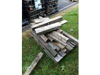 Assorted wood - must be taken as one lot