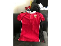 Wales rugby top