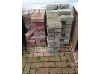 Paving bricks. Free to good home