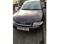Audi A4 1999 V reg 1.9 TDI 250k great running car