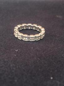 Diamond Eternity Ring/Wedding Ring