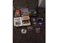 Amiga commadore cd32 £200 15 games 07392768613