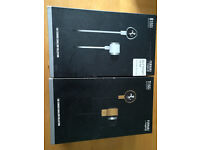 Ferrari by Logic3 earphones set of two G150i and T150i for you and your other half