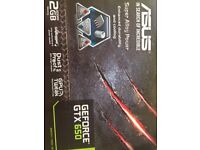 NVIDIA GEForce GTX 650 2GB Graphics Card