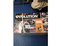 Evolution Rage 3-s Sliding compound mitre saw