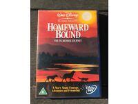 Homeward Bound DVD