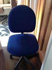 Office Chair Fully adjustable and upholstered