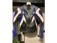 Ladies Buffalo Motorbike Jacket size 14