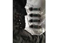 Set of Electro-Harmonix + Sovtek Guitar Amp TUBES