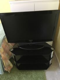 Samsung 32inch TV and Stand