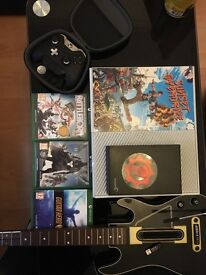 Xbox one, elite controller, 2tb hard drive, 200 games