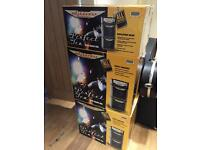 Ashdown Perfect 10 Ten mini-stack 65w amp and two 1 x 10 inch speaker cabs. As new in boxes