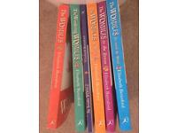 Wombles Book Set of 6 Books