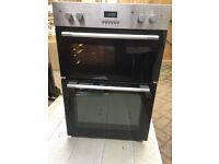Logik Undercounter Double Electric Oven New and Unused