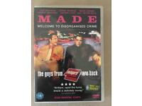 MADE - Welcome to disorganised crime (DVD)