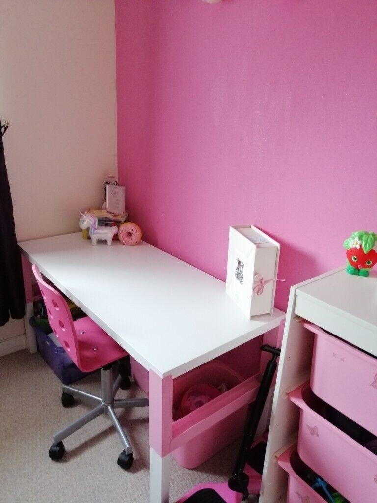 Magnificent Ikea Kids Desk In Dundee Gumtree Alphanode Cool Chair Designs And Ideas Alphanodeonline
