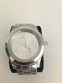 Silver Micheal Kors Watch For SALE!!!