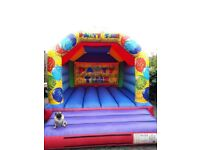 Bouncy castles to hire from as little as £35