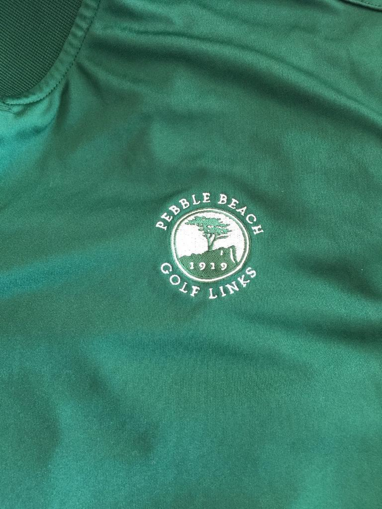 Pebble Beach Golf Shirt