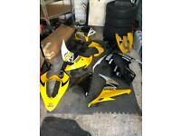 Used, Yamaha r1 5vy fairings for sale  Eastwood, Nottinghamshire