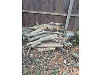 Free logs lots